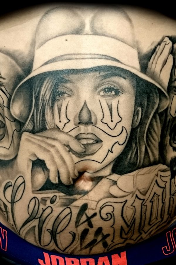 Chicanos Art DarickTattoos